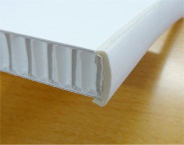 強化ダンボール製テーブル白天板